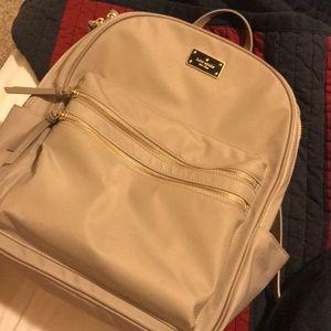 Kate Spade Water Resistant Nylon Backpack